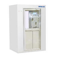 Air Shower Cleanroom ONBoard Solutions Australia