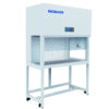 flow cabinet medical and health bright lab laboratory indoor with instruments test tubes