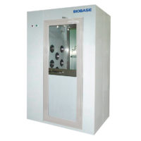 2 Person Air Shower Cleanroom ONBoard Solutions Australia