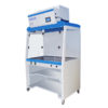 Ductless Fume Hood medical and health bright lab laboratory indoor with instruments test tubes