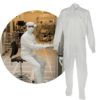 UMC coverall White