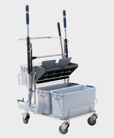 Vileda CE prepared trolley