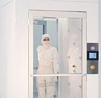 Cleanroom Shower