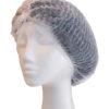 crimped white beret