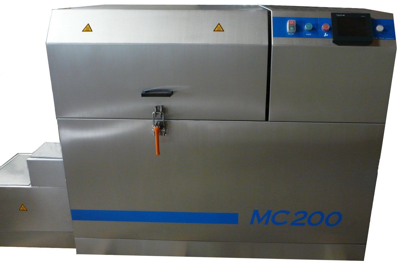 MBTech MC200 Cleaning System